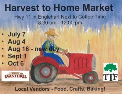 harvest to home market eventural twp