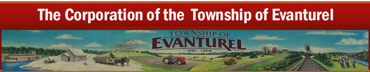 The Corporation of the  Township of Evanturel